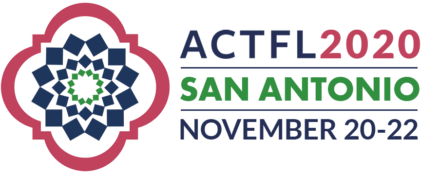 ACTFL 2020 Convention Logo